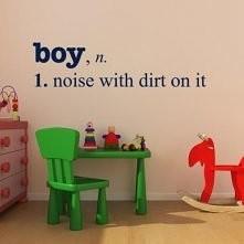 Chłopiec -definicja :)