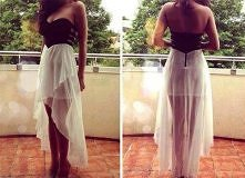 urocza sukienka <3