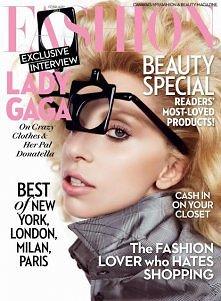 Lady Gaga in Fashion Februa...