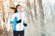 Zimowy trening :)