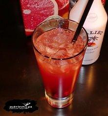 Malibu Funky – przepis na drink  Składniki:      50 ml Malibu     kruszony ló...