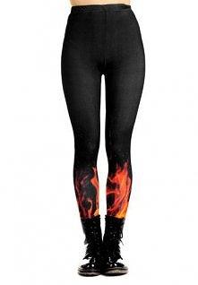 Legginsy Fire
