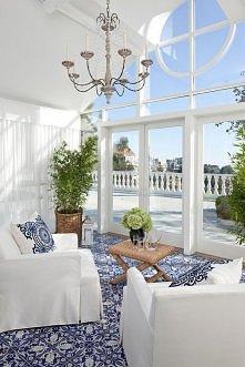 Villa prosto z Hollywood... zapiera dech w piersiach :D <3