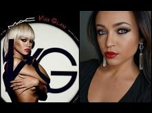 Viva Glam Rihanna Makeup Tutorial