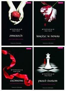 Stephenie Meyer - Saga Zmie...