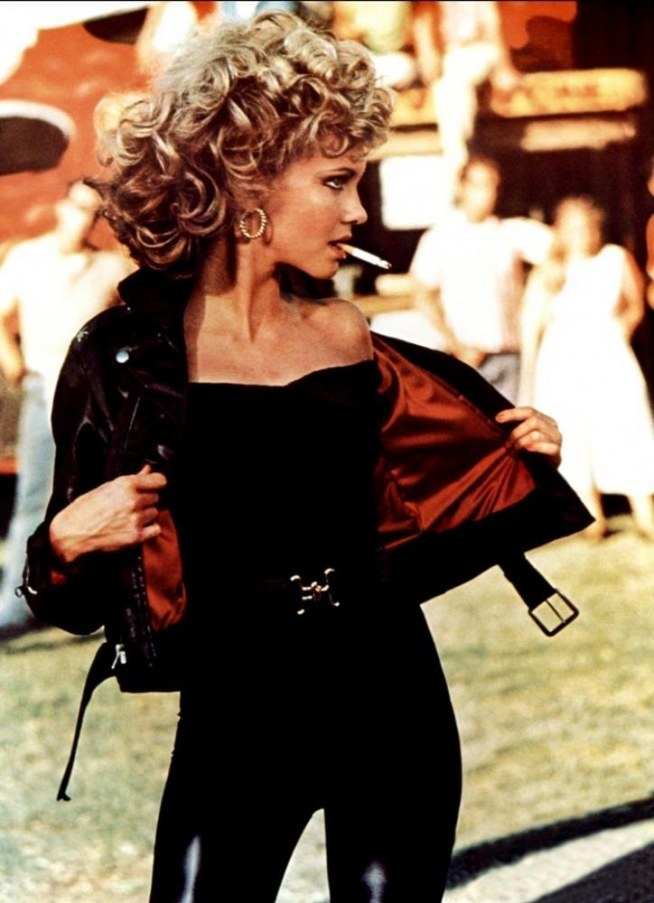 Olivia Newton-John : Grease ;)