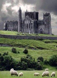 An old castle in Ireland