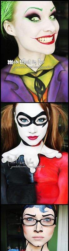 Pomysł na makijaż :)