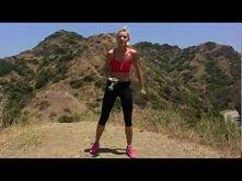 Ćwiczenia na dolne partie ciała (nogi, pośladki, uda i łydki)