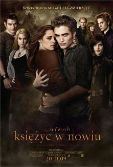 Księżyc w nowiu   Edward po...