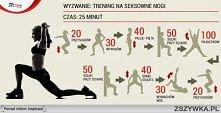 Moje ulubione ćwiczenia na nogi :)
