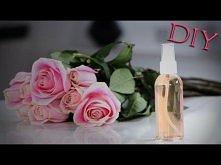 DIY Rosewater Spray | Lazy Girls Guide