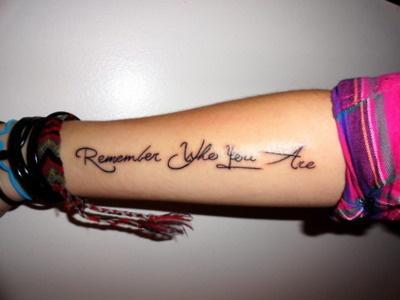 Tatuaż Na Ręce Na Tatuaze Zszywkapl