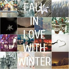 Fall in love with winter