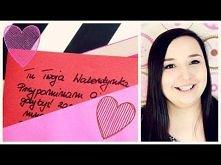 WALENTYNKA - ZDRAPKA ♥ ZRÓB TO SAMA ♥
