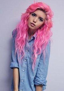 zaje...te włosy :)