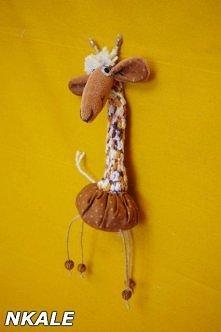 jak uszyć żyrafę? Kursik po kliknięciu w zdjęcie
