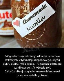 Domowa Nutella <3