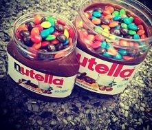 NUTELLA + MMs