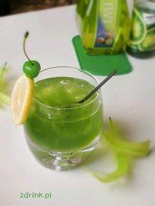 KIWI KIWI - drink z zielonego Frugo  Składniki: * ml likieru kiwi * 20 ml soku z cytryny * zielone Frugo do dopełnienia       Przygotowanie:  Wykonanie drinka jest bardzo proste...