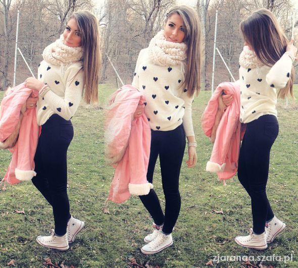 Najlepsza stylizacja z 17 lutego: CANDY PARKA od: zjaranaa