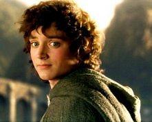 Frodo ^^ Jak ja go lubię.