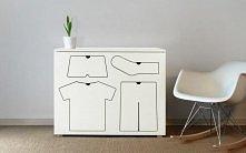 Genialny pomysł, jak nie zapomnieć co w jakiej szafce trzymasz :)