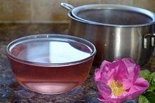 jak zrobić wodę różaną natu...