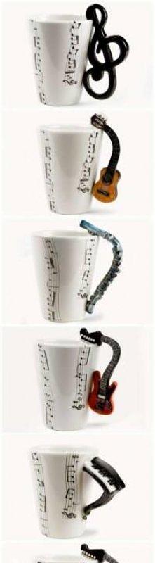 Muzyczne kubki:)