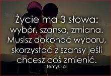 3 słowa