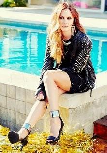 Leighton Meester. ♥ Piękna moja.