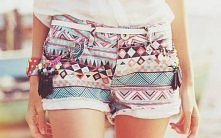 Spodenki aztec ♥.♥