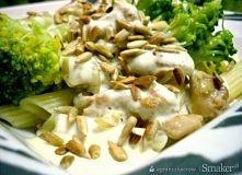 Makaron+kurczak+brokuły+sło...