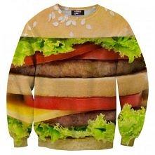 Mr.Gugu&Miss Go - Hamburger Sweater