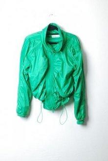 Stella McCartney - Zielona kurtka