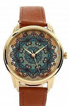 piękny zegarek