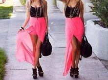 Mam pytanie, czy takie długie spódnice pasują niskim osobą?
