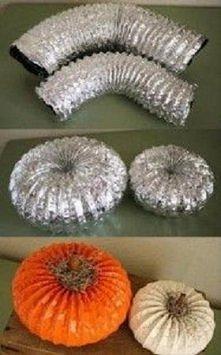 na jesień dynie