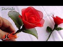 091 How to make Rose Stocki...