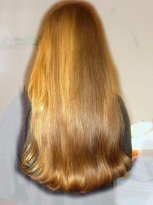 my hair ;)  raspberryandstr...