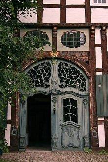 *** Piękne drzwi (Open Air ...