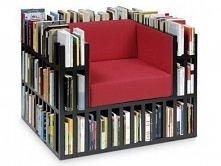 fotel biblioteka