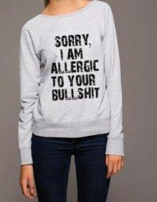 Studio Agama - Bluza Allergic
