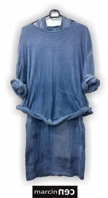 marcinec - Koszulka t-shirt + sukienka/tunika zestaw SET OF BLUE