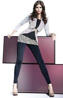 Kilar Fashion - Legginsy Wyszczuplające Kryjące WYPRZEDAŻ