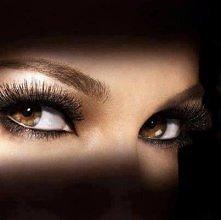 brown eyes :)