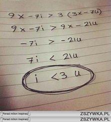 teraz odpowiedniej osobie dać rozwiązać <33