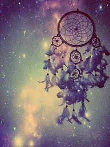 łapacz snów + galaxy = <333333