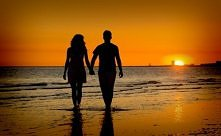 Kocham wieczorne spacery :)...