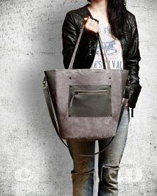 cocoono - Bucket Bag - Szara
